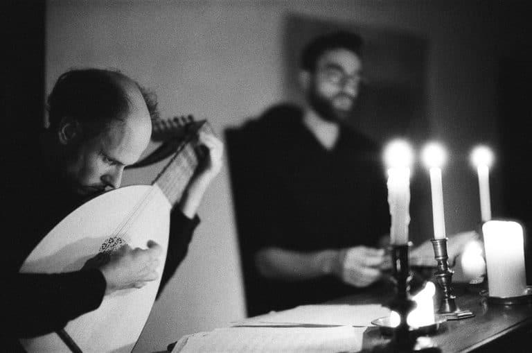 Bor Zuljan et Romain Bockler © Robin .H.Davies