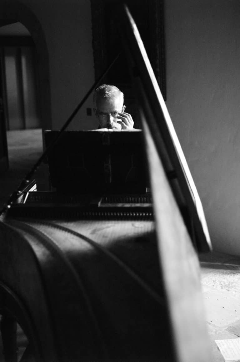 Pierre Hantaï © Robin .H. Davies