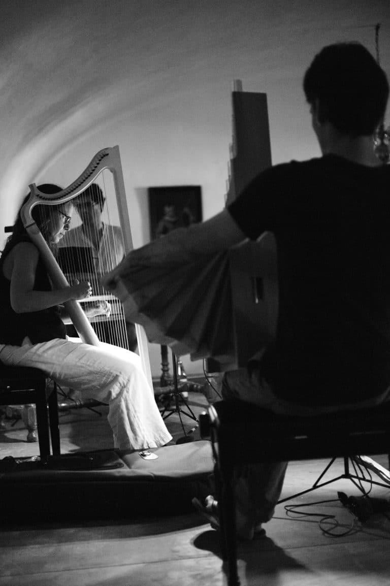 Ensemble Tasto Solo © Robin .H. Davies